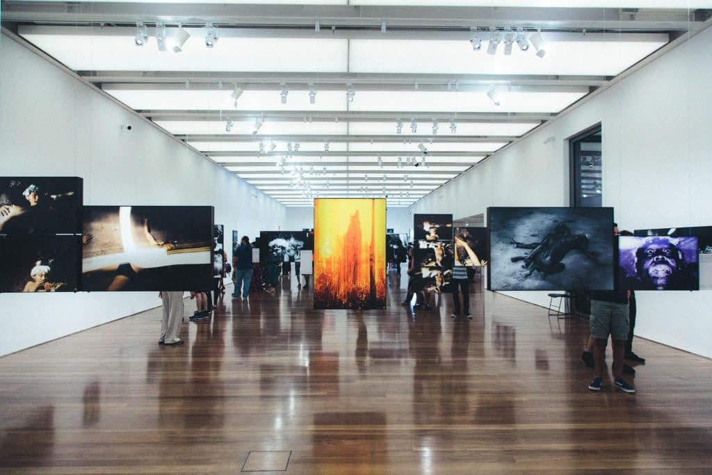 Catch an exhibition at MACBA