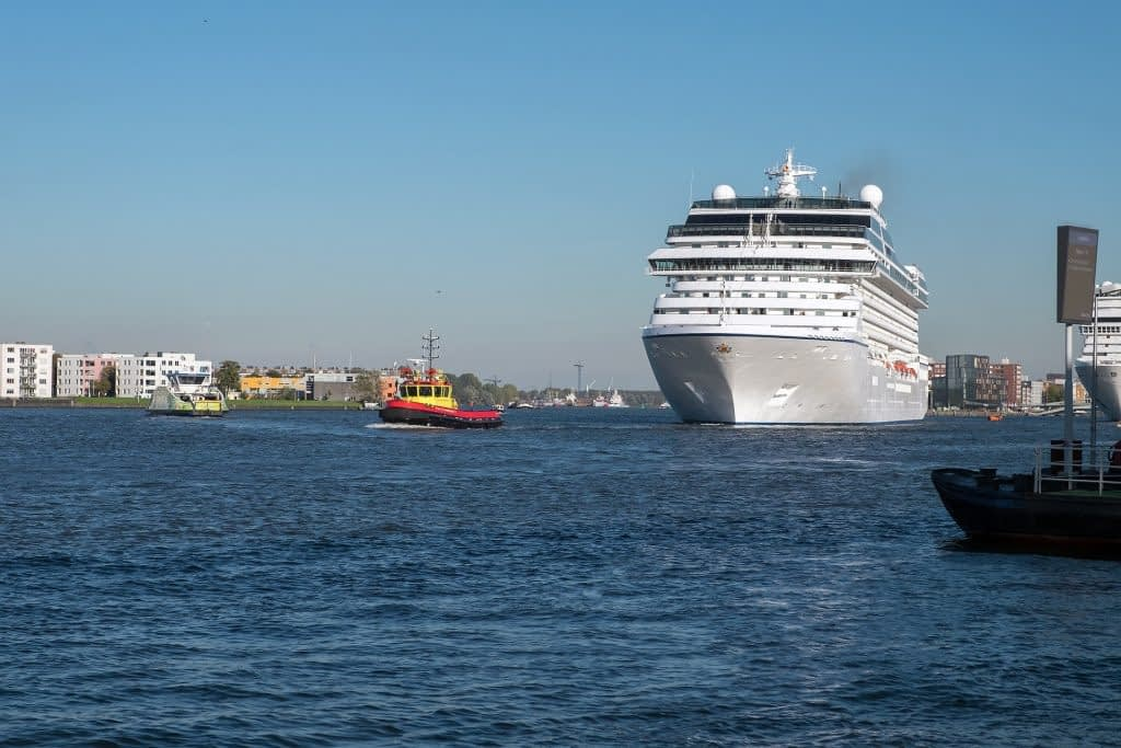 Evening Carnival Cruise