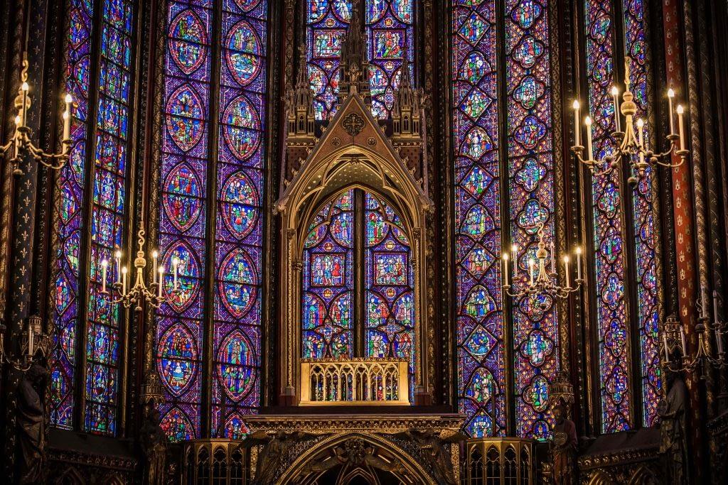 Tour Sainte- Chapelle