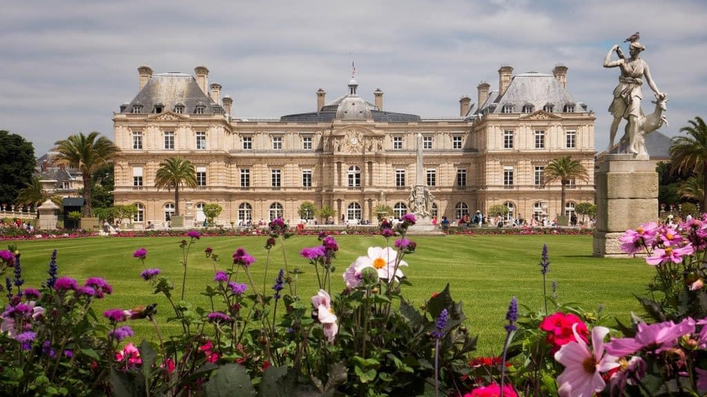Visit the Luxembourg Gardens