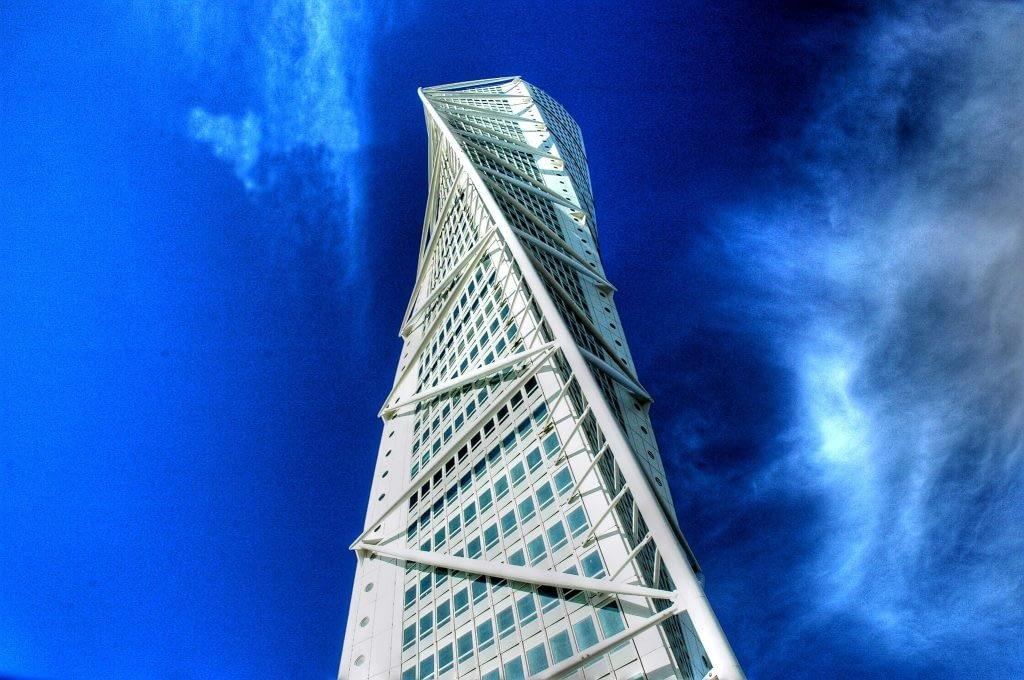 Towering Turning Torso