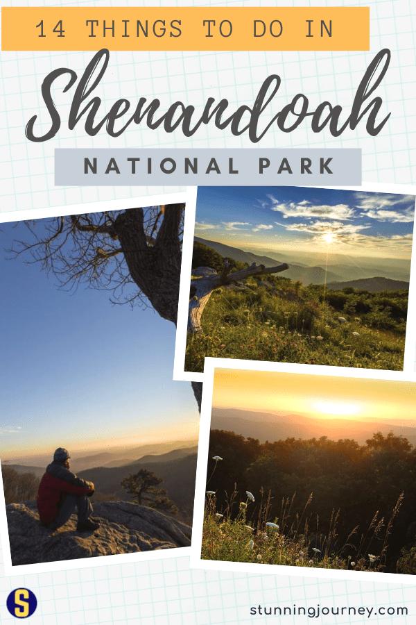 14 Things to do in Shenadoah Park min