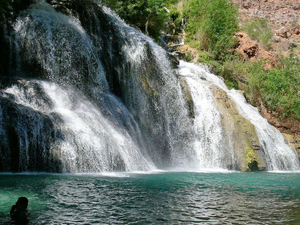 Navajo Falls Trail