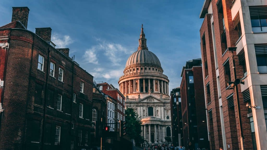 Visit the St. Paul's Cathedral