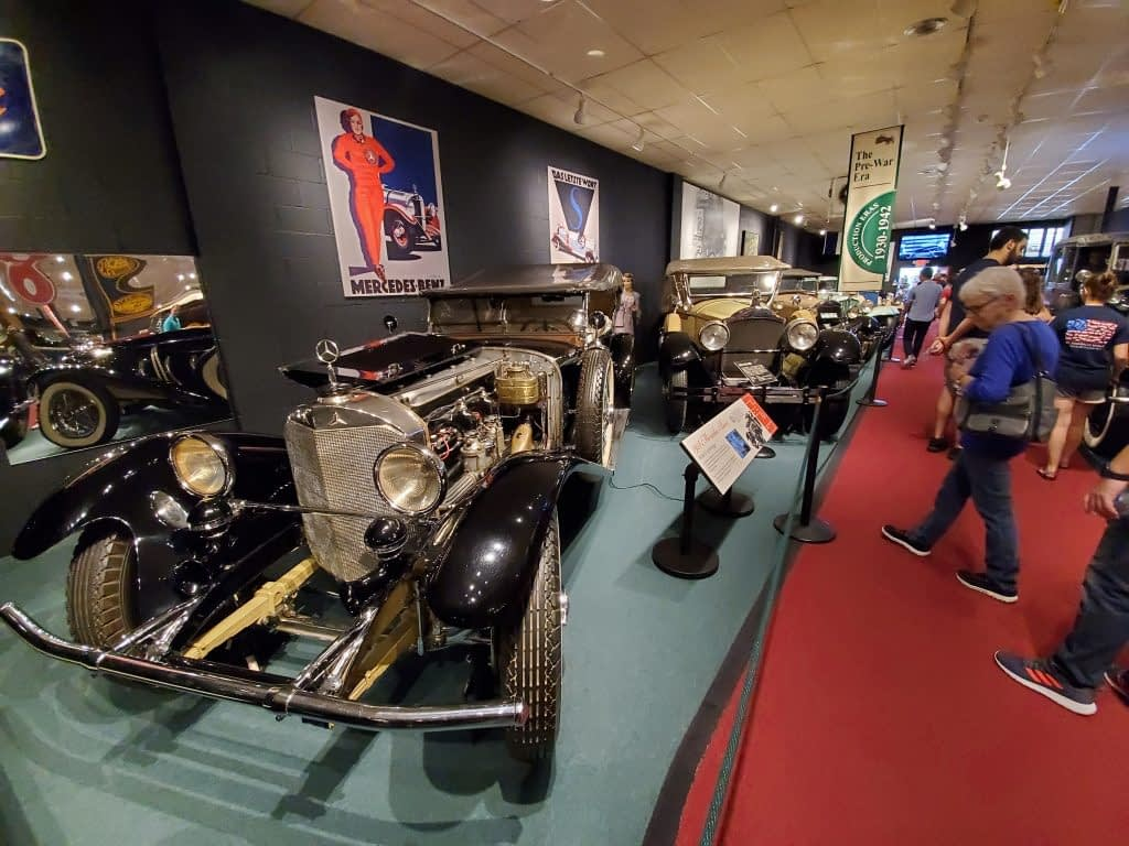 Car & Carriage Caravan Museum