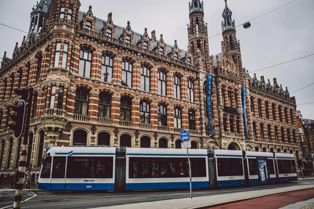 Hop on-Hop off Bus Tour