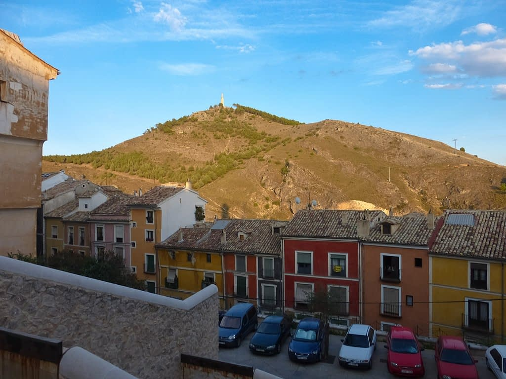 Mirador del Cerro del Socorro