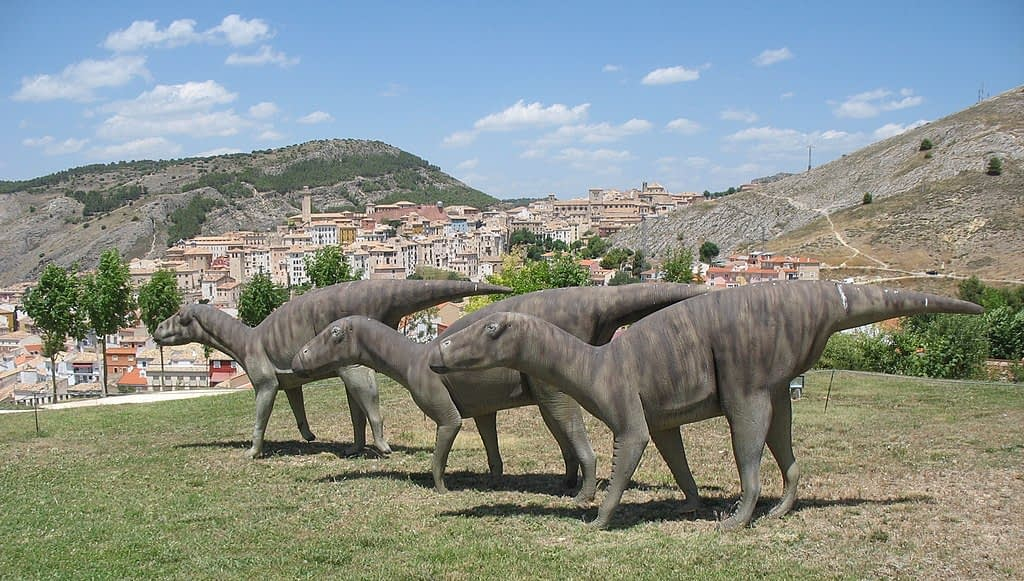 Castilla La Mancha Paleontology Museum