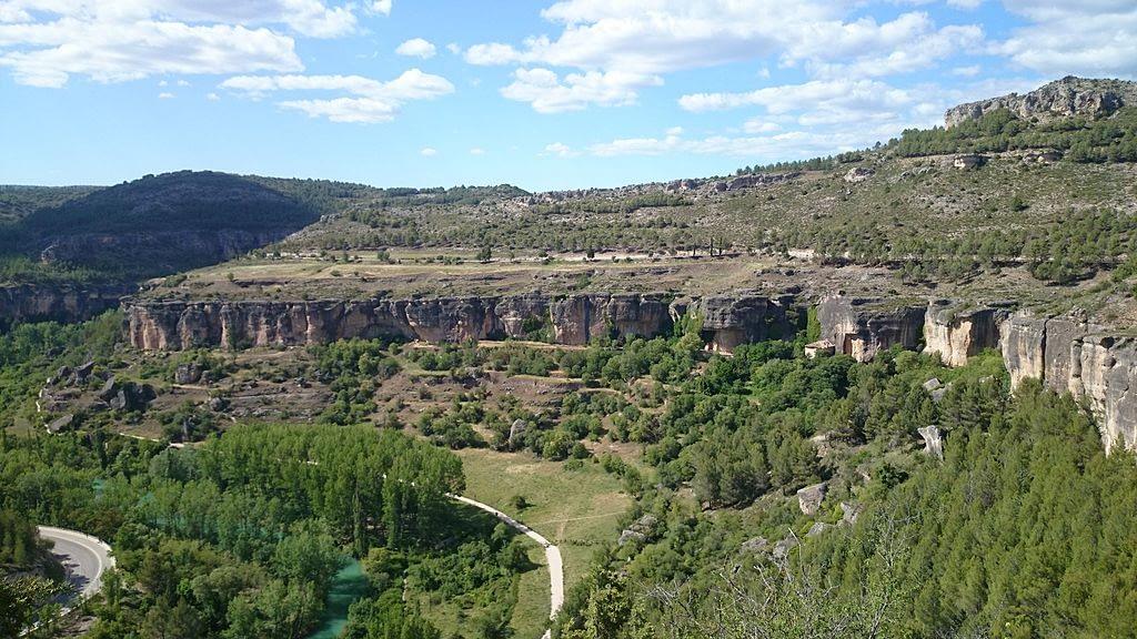 Hoz del Jucar in Cuenca
