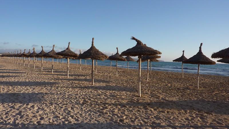 Can Pastilla Beach