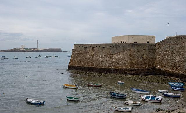 Castle of Santa Catalina