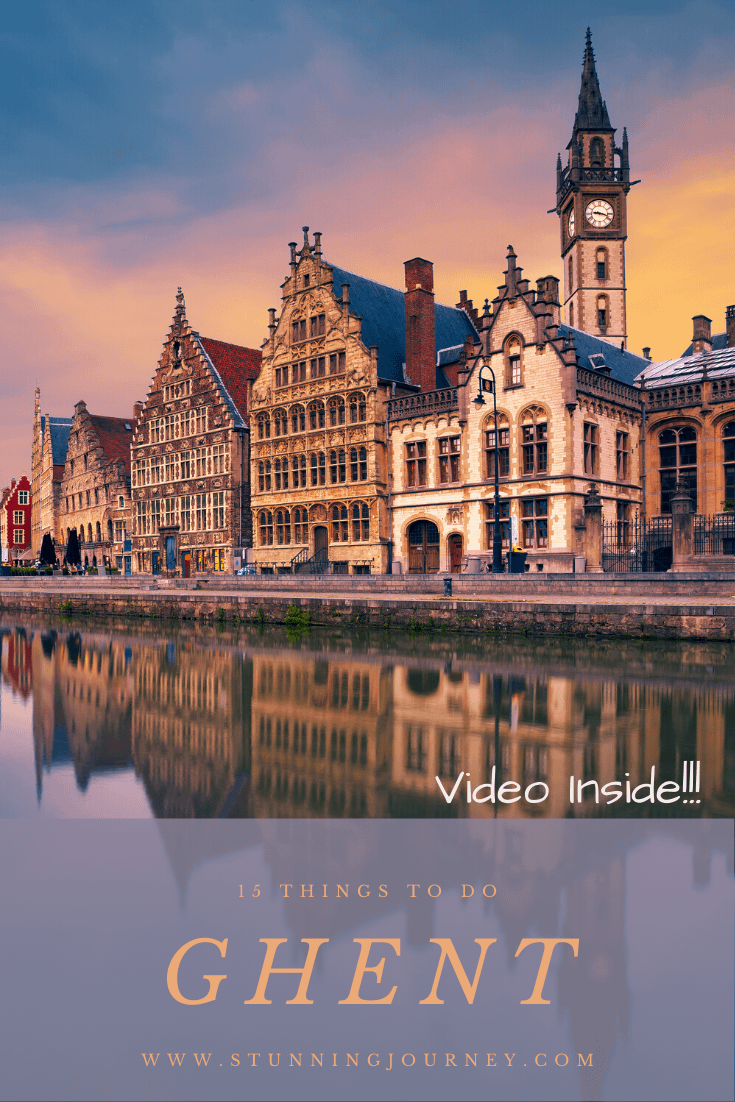 15 Best Things to do in Ghent