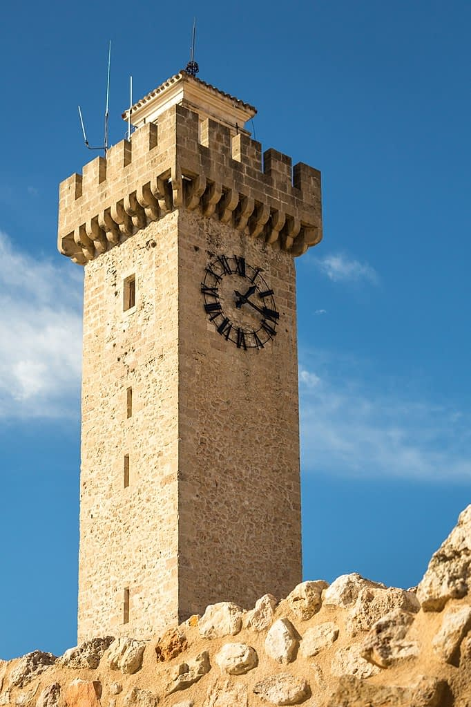 Torre de Manga, things to do in Cuenca