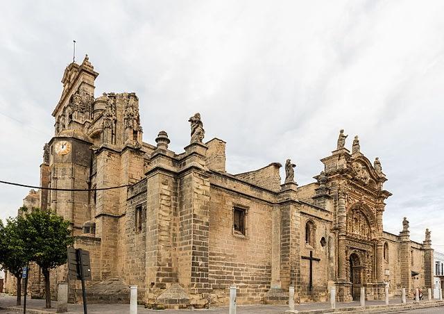 Priory Church El Puerto de Santa Maria