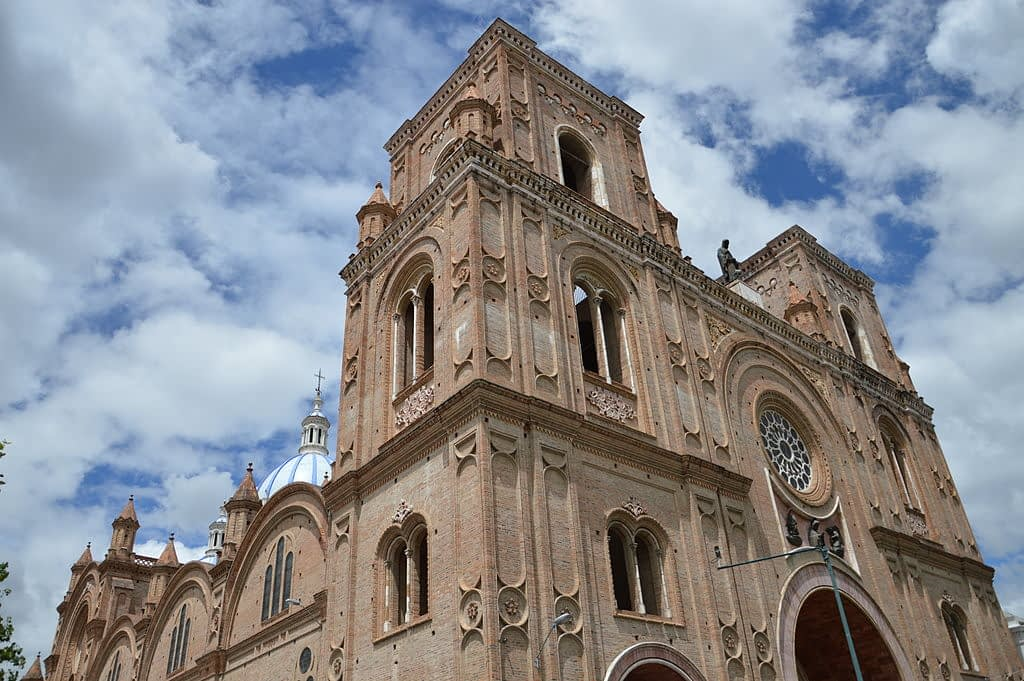 Gothic Cathedral Cuenca