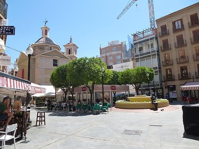 Plaza de la Flores