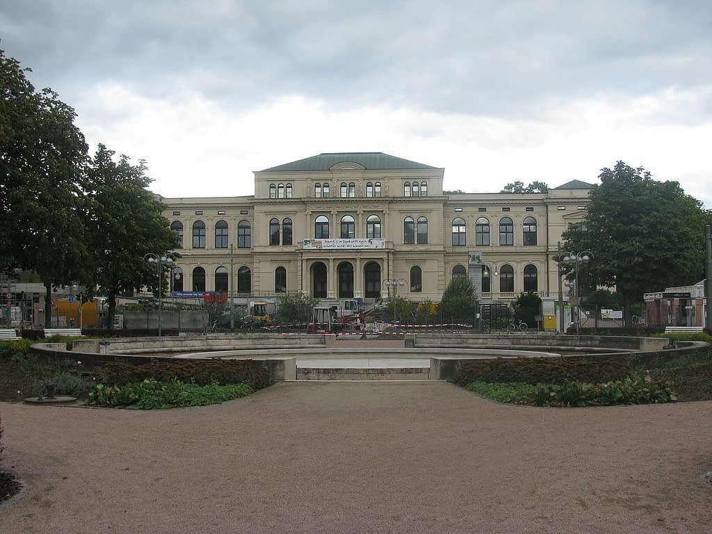 Frankfurt Zoological Gardens