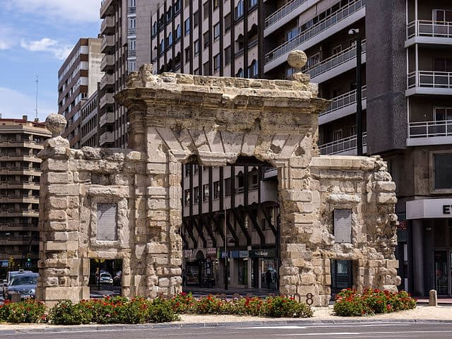 Puerta del Carmen Zaragoza