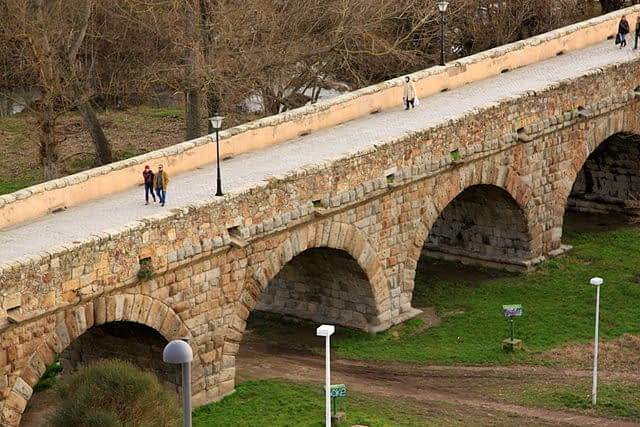 Roman bridge of Salamanca