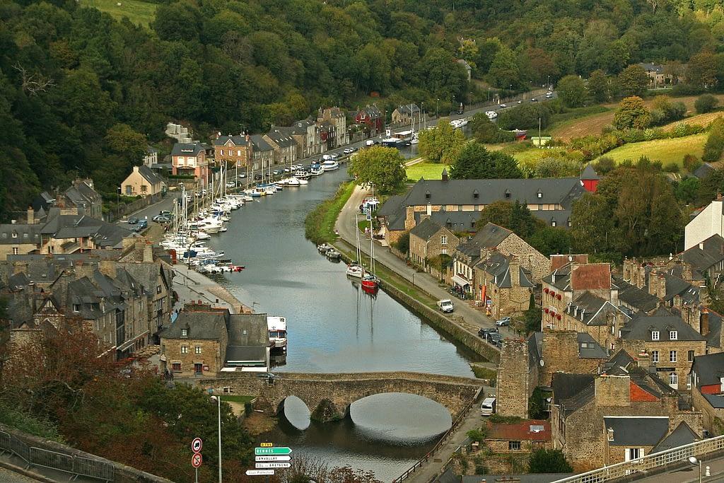 Dinan France