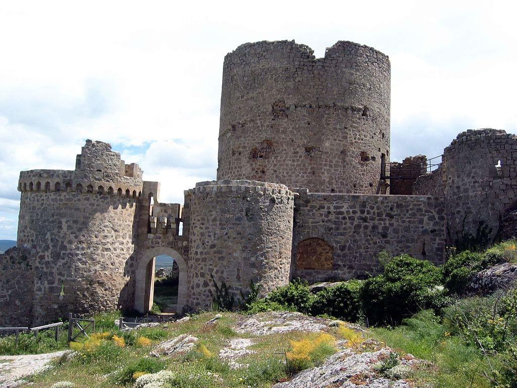 Ruinas del Castillo de Cuenca