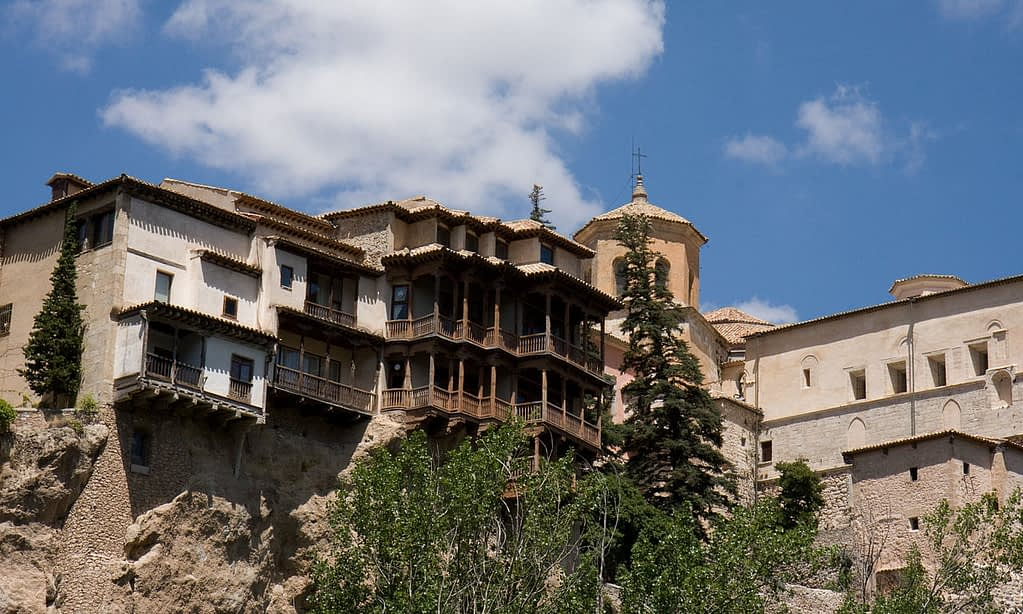 Hanging house of Cuenca