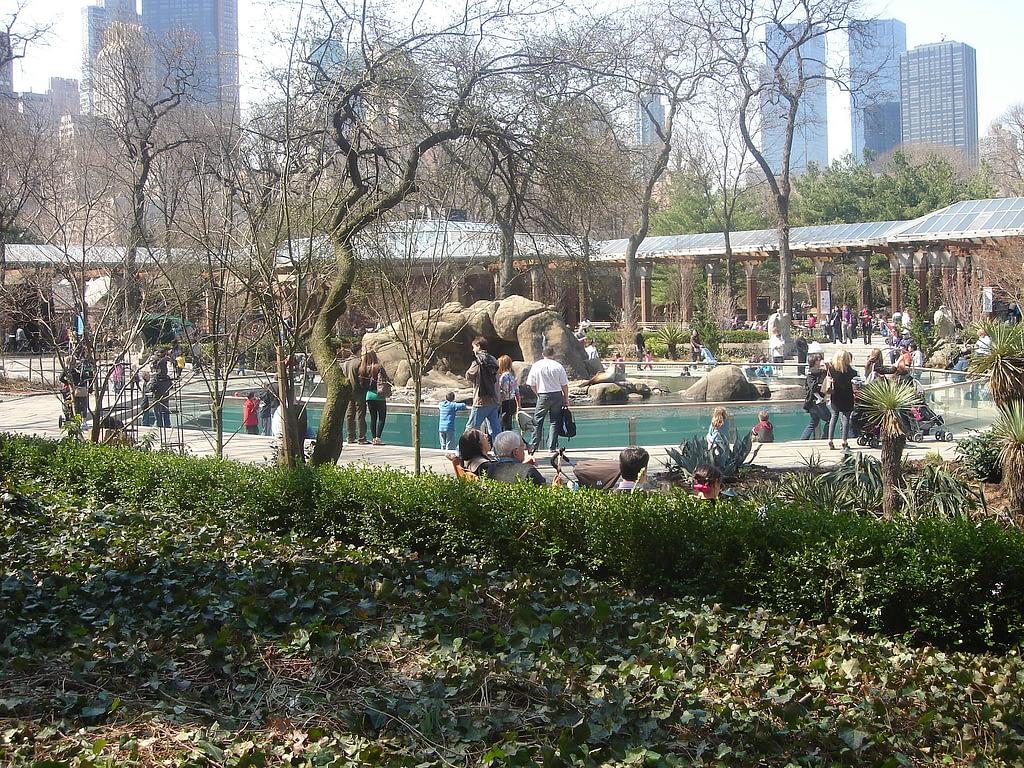 Municipal Park Zoo