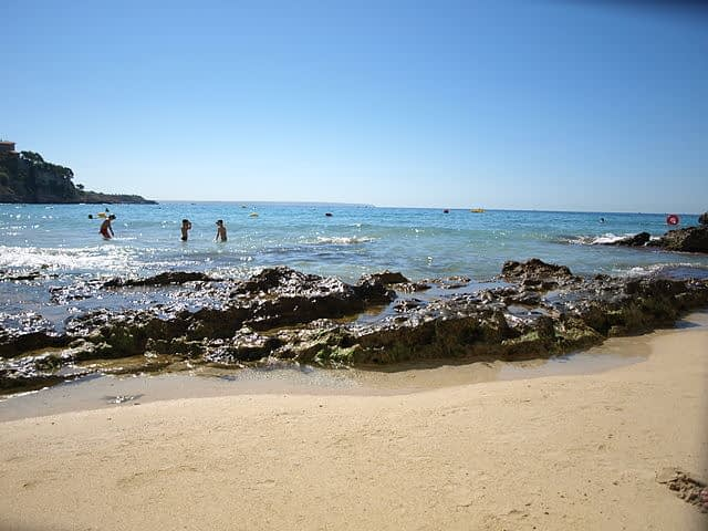 Cala Major Beach