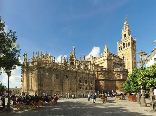Cathedral de Seville
