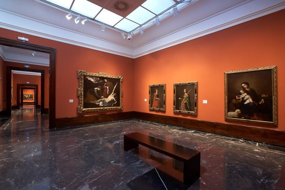 Museum of fine arts Bilbao