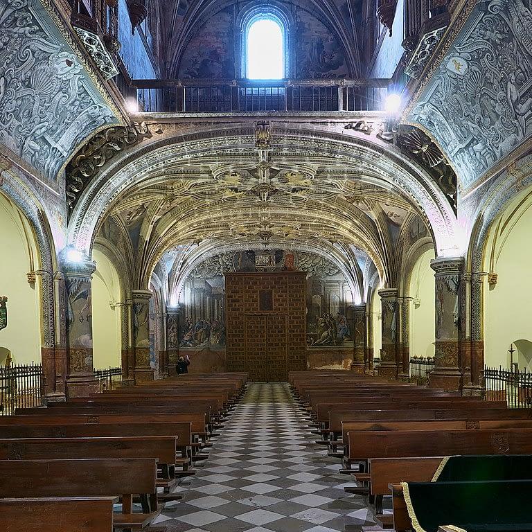 Monasterio de San Jerónimo Granada