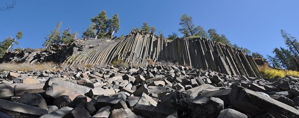 Devils Postpile National Monuments