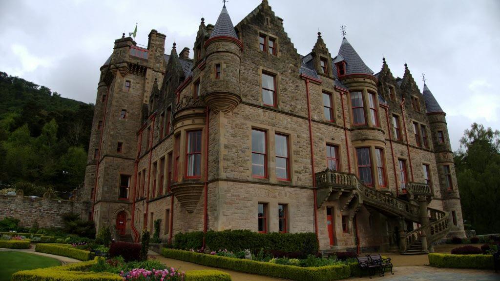 The Belfast Castle