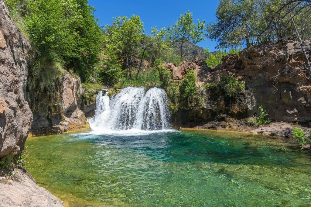 Fossil Creek Waterfall Trail