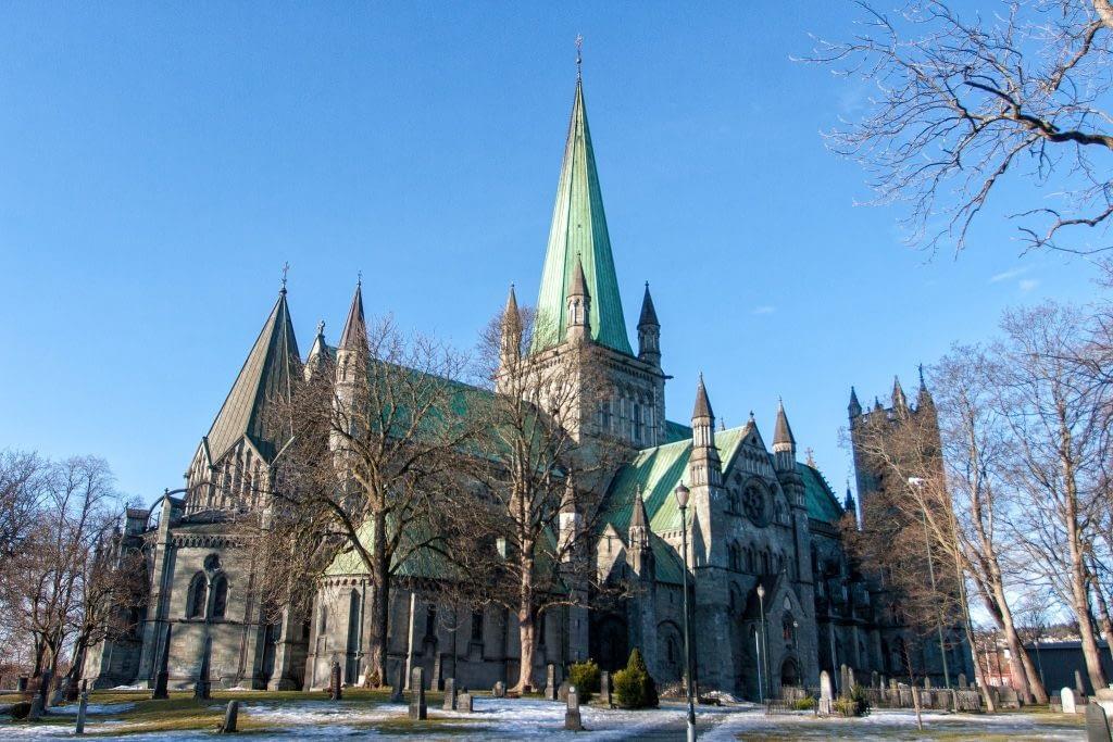 Oslo's impressive cathedral