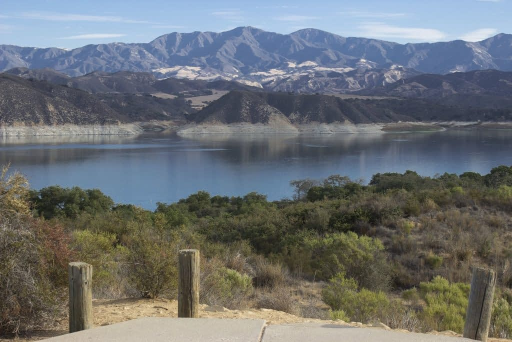 Cachuma Lake Recreations Area
