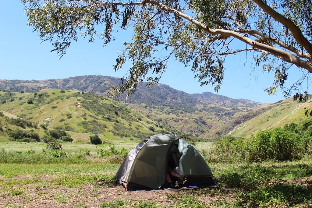 Scorpion Canyon Campground